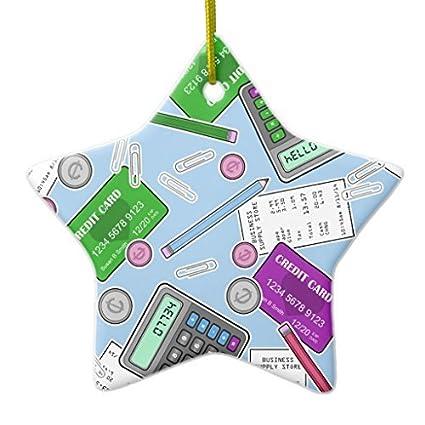 Christmas Accountant.Amazon Com Christmas Tree Decorations Accounting