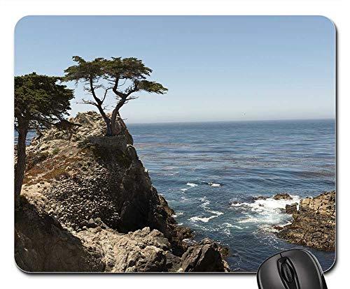 - Mouse Pad - Pebble Beach Shoreline California USA Pacific 2