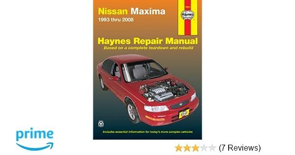 manual maxima 2008