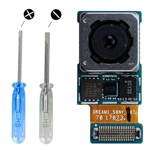 MMOBIEL Main Camera Rear Back Compatible with Samsung Galaxy S8 G950 12MP Autofocus Cam Reverse with Screwdriver