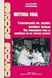 Historia Oral, Laura Benadiba and Daniel Plotinsky, 9875380423