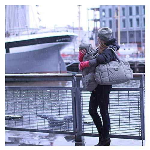 7 A.M. Voyage Soho Bag (Heather Grey)