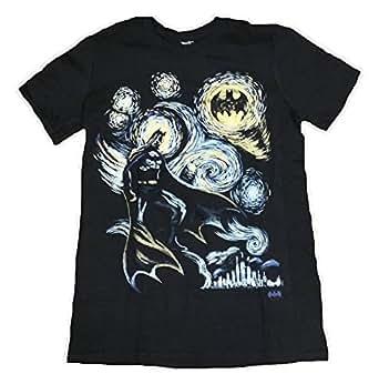 DC Comics Batman Starry Night T-Shirt 3XL