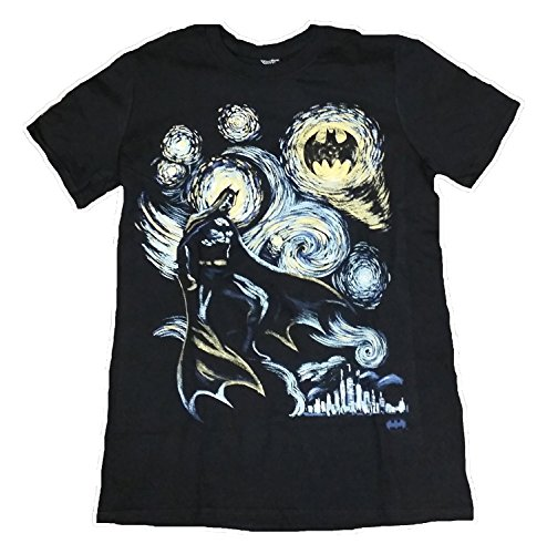 DC Comics Batman Starry Night T-Shirt