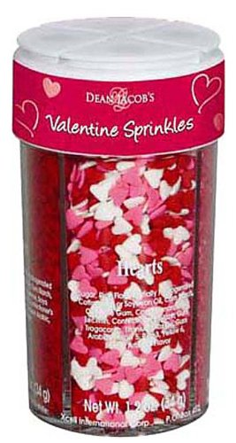 Dean Jacobs Sprinkles, Valentine
