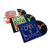 Can: Vinyl LP Album Pack (Ege Bamyasi, Future Days, Tago Mago)