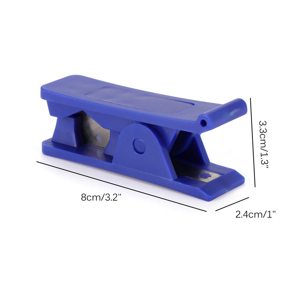 Sharplace Rohrschneider f/ür Schl/äuche und Schutzrohre Schneidwerkzeug