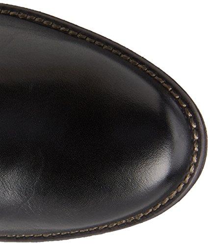et 25544 à Haute Noir Bottes Doublure Intérieure Tige Noir Tamaris Femme wBdOpqXO