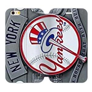 Hoomin Grey Baseball New York Yankees iPhone6 4.7