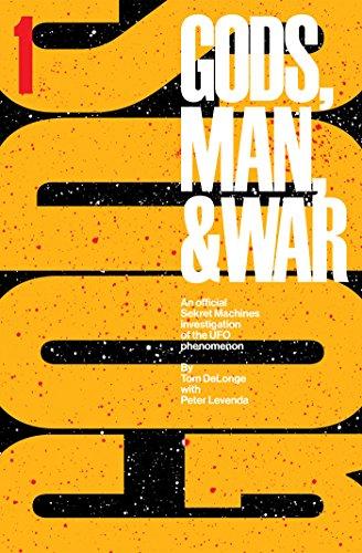 Download PDF Sekret Machines - Gods - Volume 1 of Gods Man & War