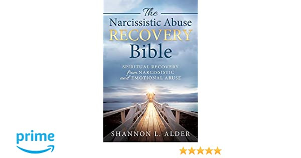 Amazon com: The Narcissistic Abuse Recovery Bible: Spiritual