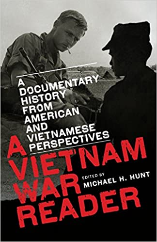 Amazon a vietnam war reader a documentary history from a vietnam war reader a documentary history from american and vietnamese perspectives new edition edition fandeluxe Gallery