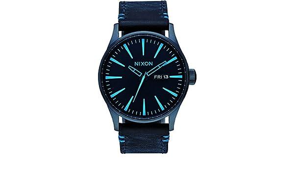 Caballero Reloj 2224Amazon esRelojes De A105 Nixon wuPTkZiXO