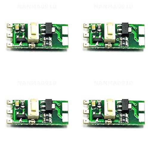 4pcs 532nm/650nm/780nm/808nm/980nm Laser Diode Circuit Driver Board 0-800mha