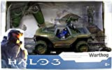 Halo Radio Control Warthog with Two Figures