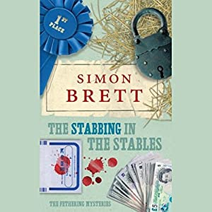 The Stabbing in the Stables Audiobook
