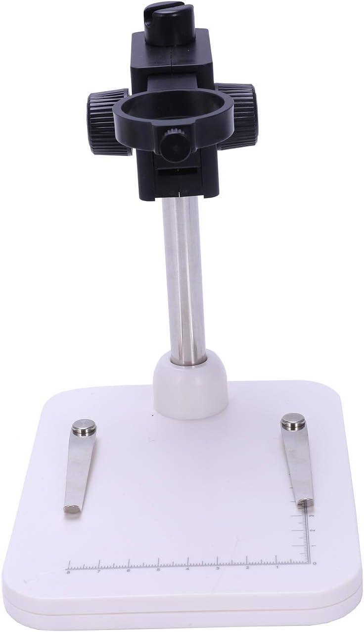 W-SHTAO Electronic Digital Microscope Universal Lifting Table Bracket Industrial Maintenance Testing Identification USB Magnifying Glass