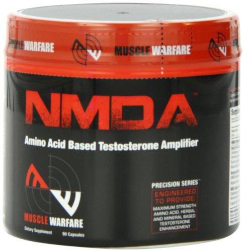 Muscle Warfare NMDA Capsules