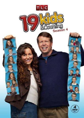 19 Kids And Counting Season 4 (17 Kids And Counting 2 Dvd Set)