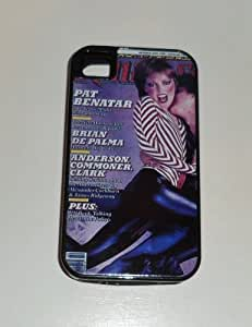 iphone covers PAT BENATAR Iphone 6 4.7 HEAVY DUTY 2 IN 1 CELLPHONE CASE