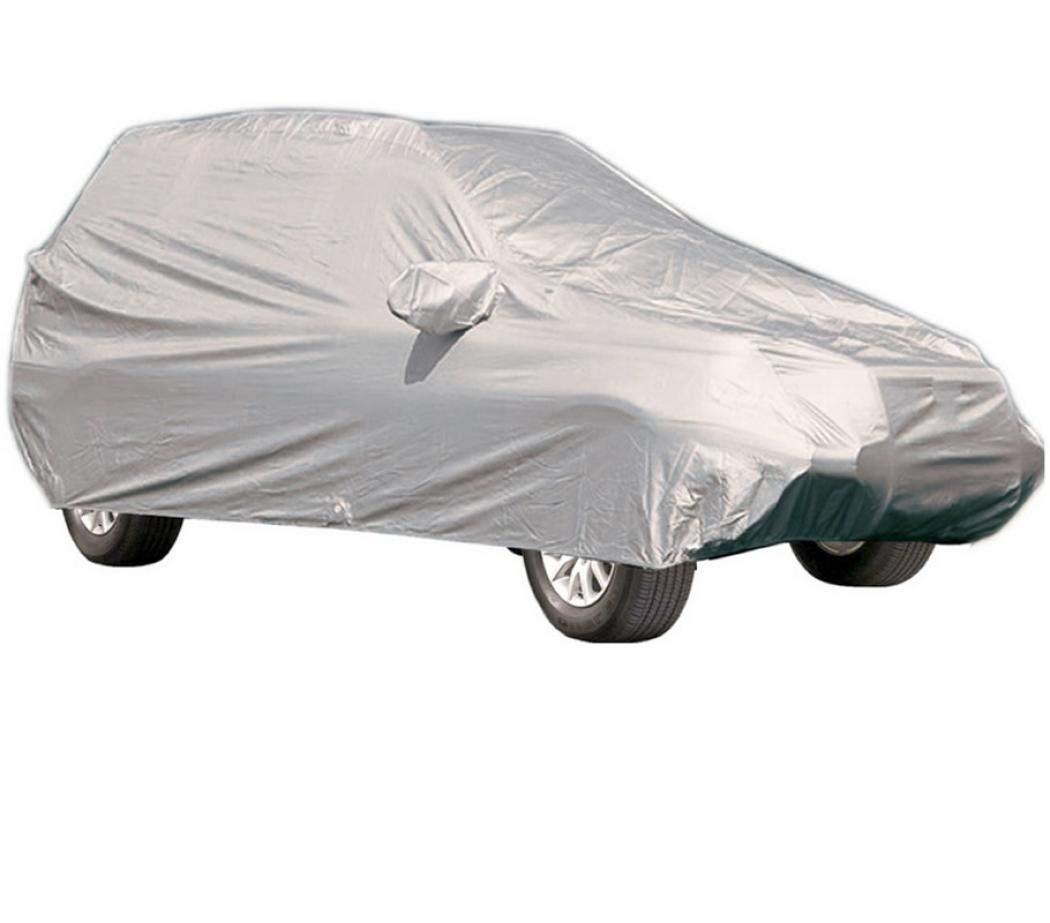 resistentes al viento Sedan protecci/ón UV Fundas impermeables para coche para exteriores diferentes tama/ños para elegir la funda completa del coche a los ara/ñazos