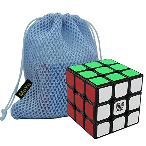 New MoYu AoLong V2 Cube Speed Puzzle Cube smooth turning Cube Toy Magic...
