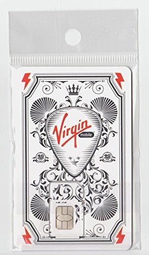 Colombia Virgin Mobile 3-in-1 SIM card by Virgin Mobile