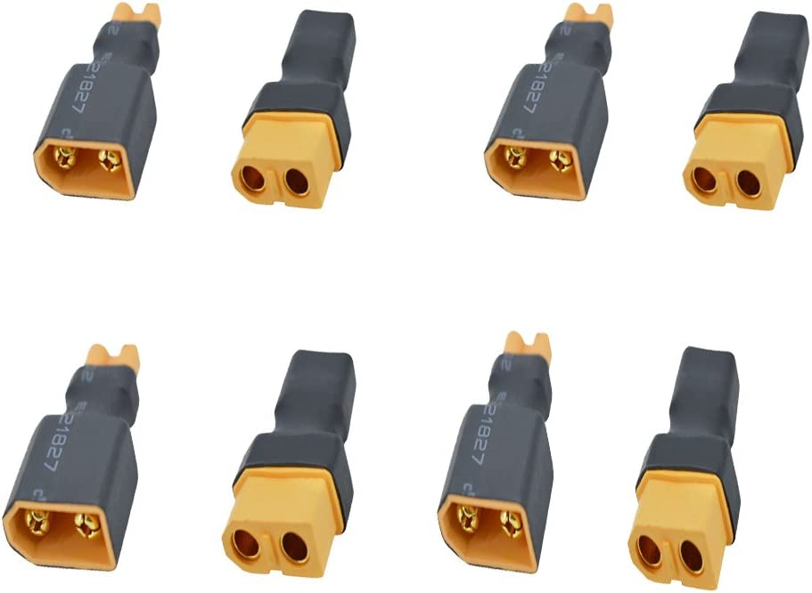 XT60 Male Plug To XT30 Female Plug Adapter For Battery Connector