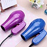 220V Portable Mini Hair Blow Dryer 850W Traveller Hair Dryer...