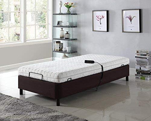 Home Life Electric Adjustable Platform Bed Frame