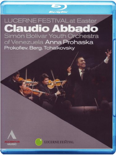 Anna Prohaska - Lucerne Festival at Easter (Blu-ray)