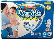 Fralda-Calça MamyPoko Tamanho G, Pacote com 54 unidades
