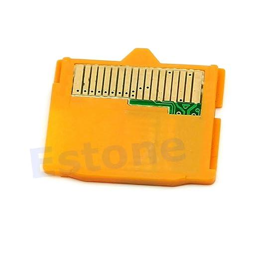 Gwxevce 1x Micro SD TF a XD Olympus Adaptador para Tarjeta ...
