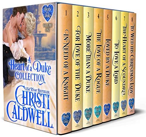 A Heart of a Duke Collection: Volume 1-A Regency Bundle