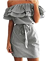 Face N Face Women's Casual Off Shoulder...