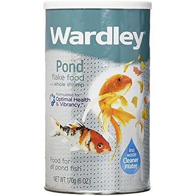 Click for Hartz Wardley Pond Ten Flakes, 6-Ounce