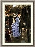 Framed Art Print 'Street Scene' by James Tissot offers