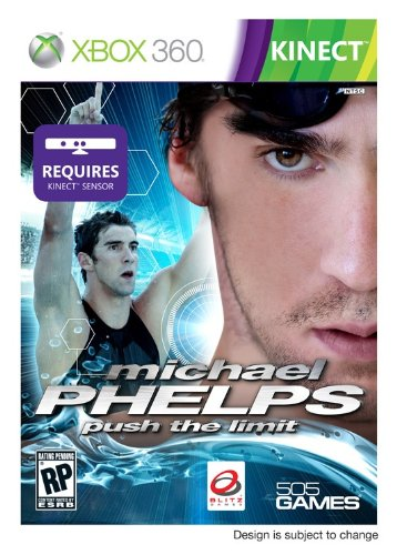 Michael Phelps: Push the Limit (Wolverine Xbox 360)