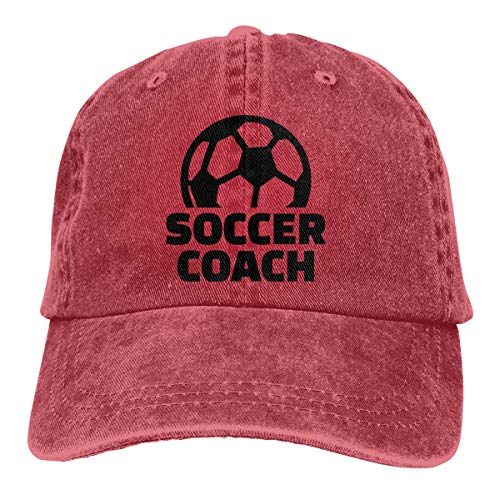William A Magee5 Unisex, Soccer Coach Comfort Hat - Type Coach