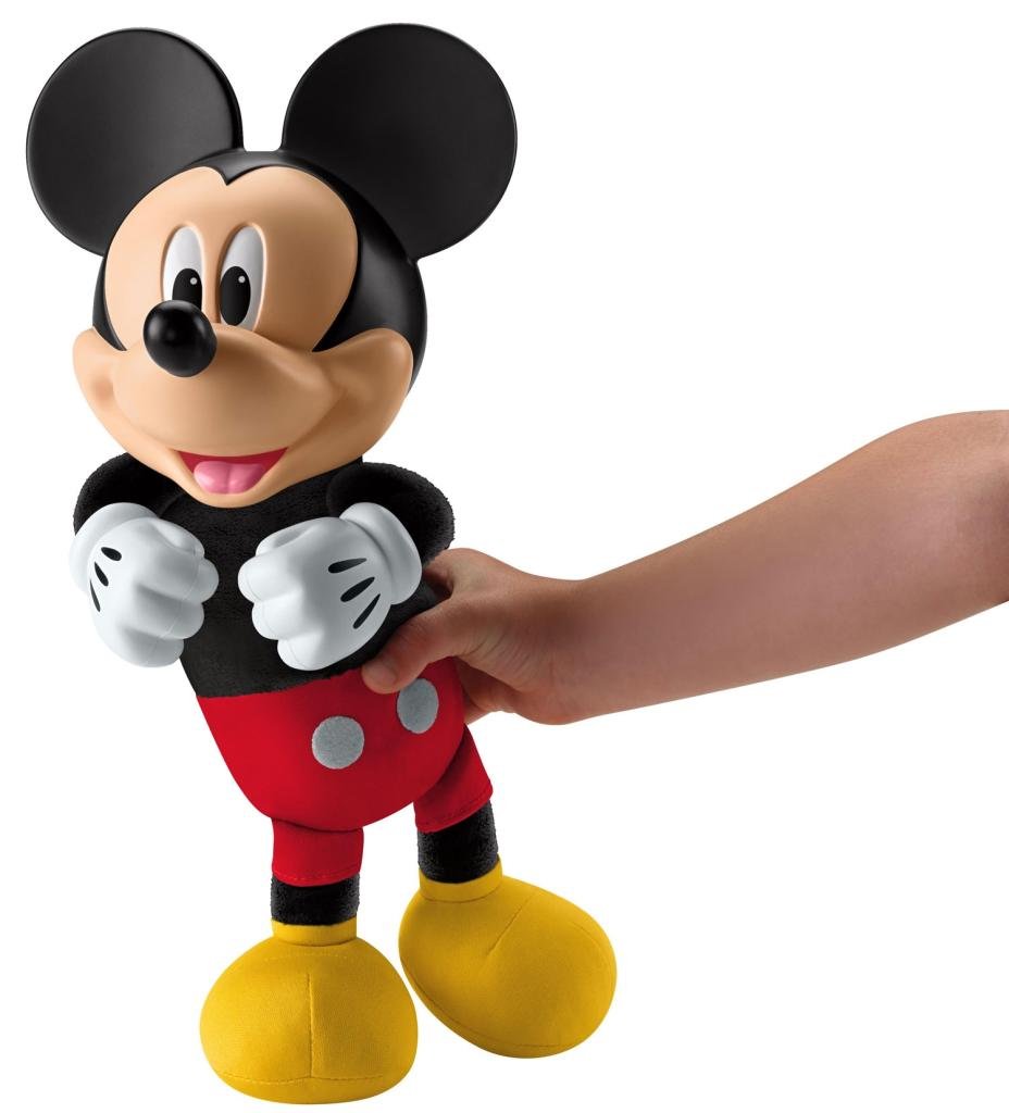Mickey Mouse Doll Sings Hot Dog