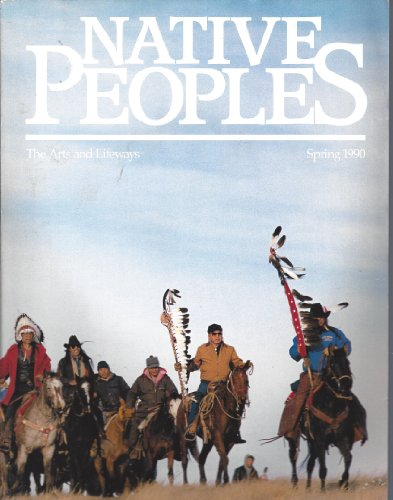 (Native Peoples : Wounded Knee -Mending the Sacred Hoop; Do'tsoh - My People & I Will Watch Over You; Navajo Song & Dance; Buffalo Jump; Solar Hogans- Houses of the Future (Spring 1990))