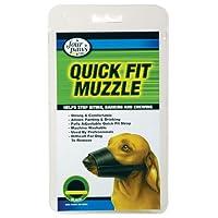 Bozal para perros de ajuste rápido de cuatro patas, tamaño 4