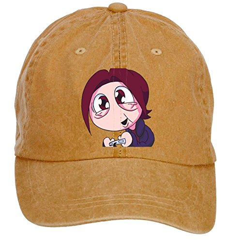 Price comparison product image Tommery Unisex Egoraptor Hip Hop Baseball Caps
