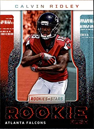 best authentic 4c5a4 865ad Amazon.com: 2018 Rookies and Stars Rookie Rush Football #8 ...