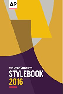 Associated press stylebook and libel manual 2011.