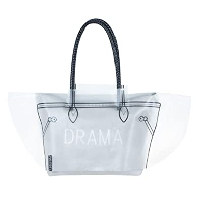 464df4ff8c5e Dust Cover Women Handbag Transparent PVC Tote Bag Clear Accessories  Convenient  Amazon.in  Shoes   Handbags