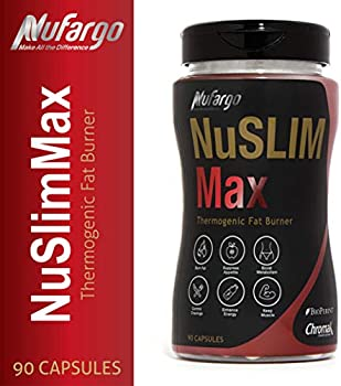NuSlimMax 90 Capsules Weight Loss Pills for Women and Men