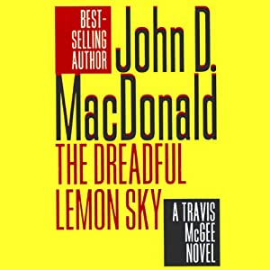 The Dreadful Lemon Sky Audiobook