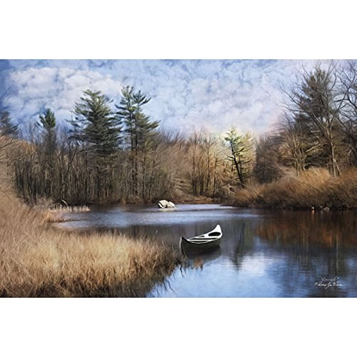 Riverside By Robin-Lee Vieira - 27 x 18 Premium Gallery Stretched Canvas Ready to Hang