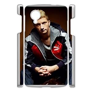Google Nexus 5 Phone Case White Marco Reus DY7699553